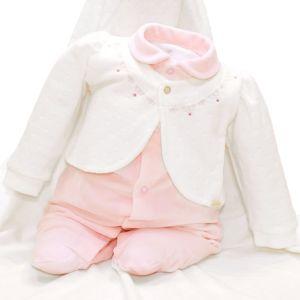 Saída Maternidade Sonho Mágico Fabulosa Plush Rosa