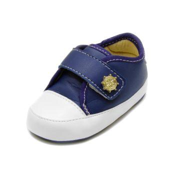 Tênis para Bebê Maguilu Marinheiro Azul Marinho