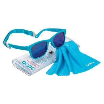 Óculos de Sol para Bebê Buba Alça Ajustável e Lenço Azul