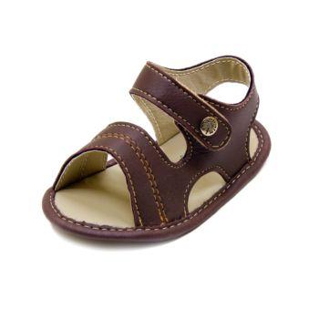 Sandália para Bebê Maguilu Zig Zag Café