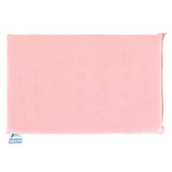 Travesseiro Antissufocante Liso Minasrey Carícia Malhas Rosa