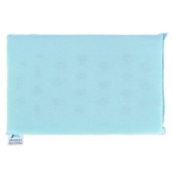 Travesseiro Antissufocante Liso Minasrey Carícia Malhas Azul